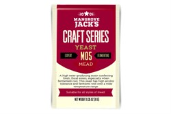 Дрожжи для медовухи «Mangrove Jack's Craft Series Yeast — Mead M05» - фото 5687