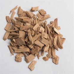 Щепа дубовая, лёгкий обжиг, кавказский дуб (ДОК), 100 гр - фото 5725