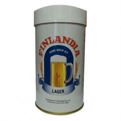 Охмеленный солодовый экстракт «Finlandia Lager», 1.5 кг