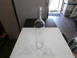 Бутыль водочная 1 литр с пробкой - фото 5936