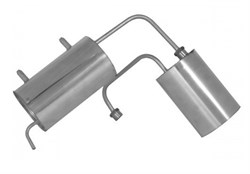 Дистиллятор №2 Эксклюзив (сухопарник+холодильник) - фото 5949