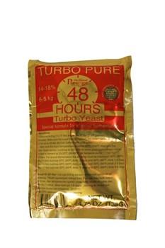 Спиртовые сухие дрожжи Prestige Turbo Pure 48 Hours, 135 гр - фото 6170