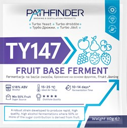 Спиртовые дрожжи Pathfinder Fruit Base Ferment, 120 гр - фото 6175