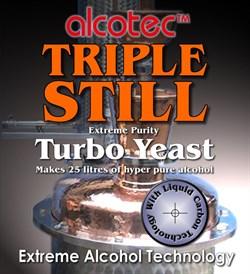 Спиртовые дрожжи «Alcotec Triple Still с активированным углем» - фото 6198
