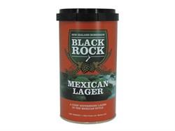Охмеленный солодовый экстракт «Black Rock - Mexican Lager» (мексиканский лагер, на 23 литра пива) - фото 6238