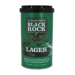 Охмеленный солодовый экстракт «Black Rock - Lager» (лагер классический, на 23 литра пива) - фото 6300