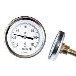Термометр биметаллический - фото 6338
