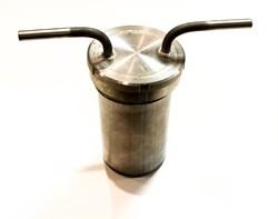 Сухопарник из нерж. стали, разборный 10 мм - фото 6401