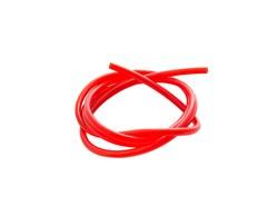 Шланг ПВХ 6 мм красный - фото 6676
