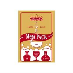 Дрожжи спиртовые турбо «Megapack AromaXL», 360 гр - фото 6707