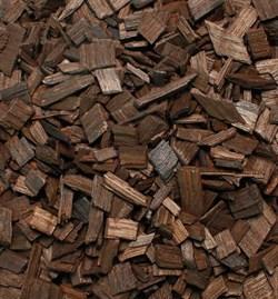 Щепа дубовая, сильный обжиг, кавказский дуб (ДОК) 100 гр - фото 6751