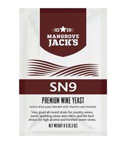 Винные дрожжи Mangrove Jack - SN9 - фото 6812