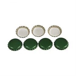 Кроненпробки Зелёные (Рос), 80 шт - фото 6886
