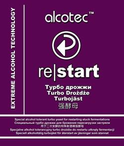 Спиртовые дрожжи для возобновления брожения «Alcotec — ReStart Turbo» - фото 6957