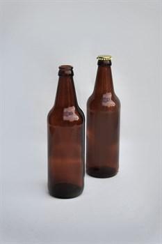 """Бутылка пивная """"Варшава"""" 0.5 литра, темное стекло - фото 7165"""