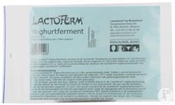 Йогуртовая культура Lactoferm, 5 гр - фото 7233