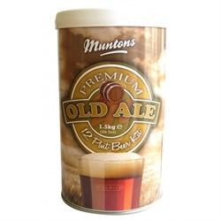 Охмеленный солодовый экстракт «Muntons Old Ale», 1.5 кг