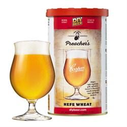 Охмелённый солодовый экстракт «Thomas Coopers Preacher's -  Hefe Wheat Beer», 1.7 кг - фото 7388