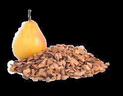 Щепа для копчения фруктовая (груша),0,5 кг - фото 7865