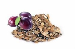 Щепа фруктовая дробленая обжаренная (слива), 100 гр - фото 7871
