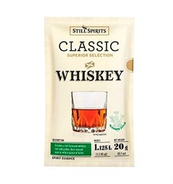 Эссенция Still Spirits Classic Whiskey Sachet (2x1.125L) - фото 8627