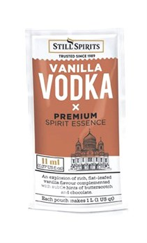 Эссенция Still Spirits Vanilla Vodka 1L Sachet - фото 8711