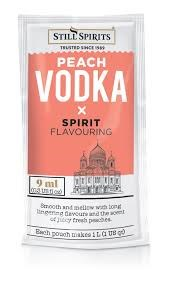 Эссенция Still Spirits Peach Vodka 1L Sachet - фото 8713