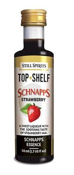 Эссенция Still Spirits Top Shelf Strawberry Schnapps - фото 8843