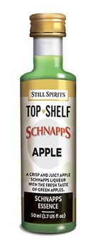Эссенция Still Spirits Top Shelf Apple Schnapps - фото 8844