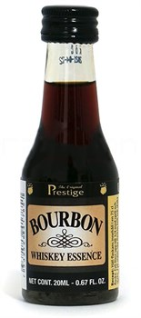 Натуральная эссенция «PR Prestige — Bourbon Whisky, 20ml Essence» (Кукурузный бурбон-виски) - фото 8859