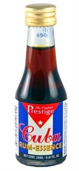 Натуральная эссенция «PR Prestige — Cuban Rum, 20ml Essence» (Кубинский ром) - фото 8877