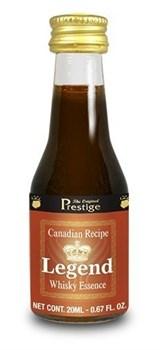 "Натуральная эссенция ""UP Prestige - Legend Canadian Whisky"", 20 ml - фото 8962"