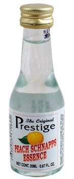 Натуральная эссенция «PR Prestige — Peach Schnapps, 20ml Essence» (персиковый шнапс) - фото 9033