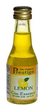 Натуральная эссенция «PR Prestige — Lemon Gin, 20ml Essence» (Лимонный джин) - фото 9058