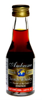 """Натуральная эссенция """"Prestige Ambrosia Whisky"""" 20 мл - фото 9242"""