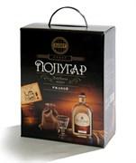 PREMIUM набор на 4 литра напитка «Хлебное вино - ПОЛУГАР РЖАНОЙ»