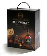 PREMIUM набор на 4 литра напитка «Канадский ржаной виски - RYE WHISKEY