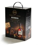 PREMIUM набор на 4 литра напитка «Американский виски бурбон - BOURBON WHISKY»