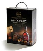 PREMIUM набор на 4 литра напитка «Шотландский односолодовый виски - SCOTCH WHISKY»