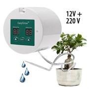 Набор для капельного полива домашних растений с таймером 220 Вольт