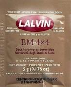 Дрожжи винные Lalvin BM 4x4, 5 грамм (для любого вида вина)