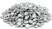 Цинк гранулированный (Zn), 1 кг