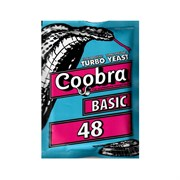 Дрожжи спиртовые Coobra Basic T 48, 120 г (Швеция)