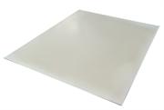 Пластина силиконовая толщиной 3мм, лист для прокладок ( стоимость за 1 кв. см.)