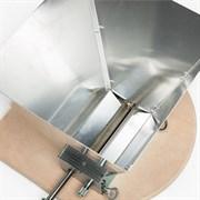 Мельница для солода двухвальцовая с бункером (полный привод)