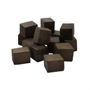 Щепа дубовая «ЛЕР - Премиум» фракция кубическая сильный обжиг, 100 гр