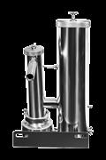 Дымогенератор с фильтром, диам. 89 малый, высота 365 мм
