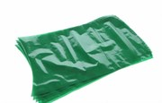 Пакет для созревания и хранения сыра термоусадочный 280х550 мм, цвет зелёный, дно круглое, 5шт