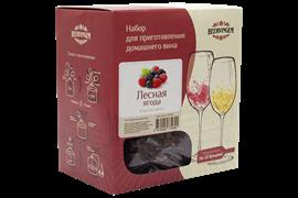 """Комплект из 3 наборов Beervingem для настаивания """"Лесные ягоды"""""""