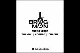 "Дрожжи спиртовые ""Bragman - Brandy/Cognac/Chacha"", 60 г"